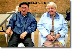Ralph & Betty Sixel